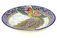 Керамическая посуда Риштан