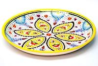 Ляганы (блюда), тарелки