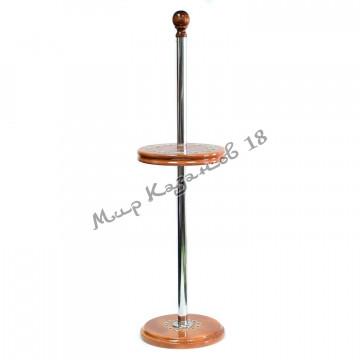 Подставка для 12 шампуров, металлическая стойка