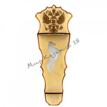 Настенный держатель для 6 шампуров Колчан