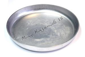 Сковорода алюминиевая 300х50 мм без ручек