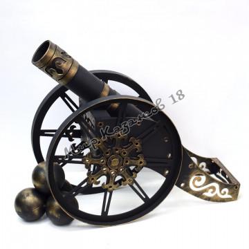 Тубус для шампуров Пушка (диаметр 102 мм)