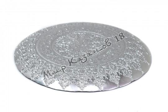 Тарелка ХЮРРЕМ ИЗУМРУД 33 см