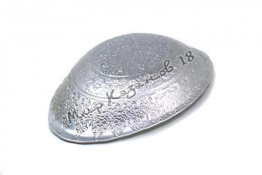Блюдо овальное ХЮРРЕМ БИРЮЗА 20 см