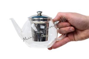 Чайник заварочный 600 мл, стекло