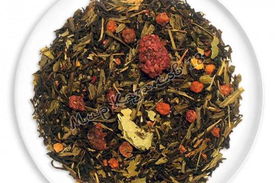 Чай Лесные ягоды (Premium) 100г
