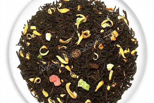 Чай Апельсин в шоколаде (Premium) 100г