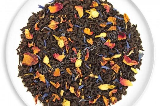 Чай Сказки Шахерезады чёрный (Premium) 100г