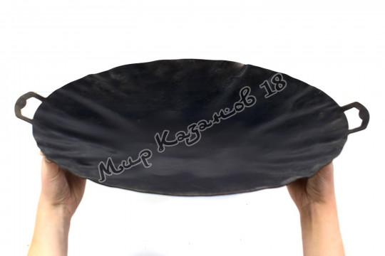 Садж 55 см Воронёная сталь