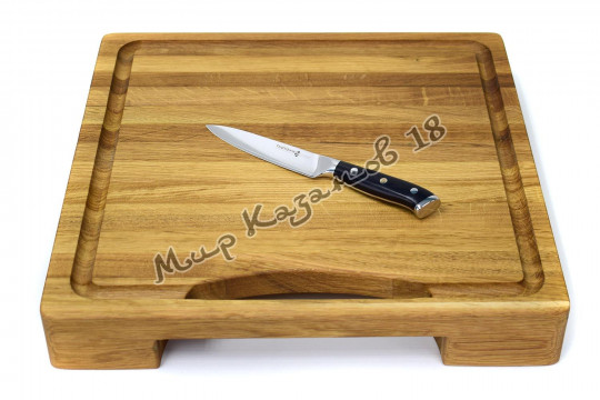 Нож для фруктов и овощей Tuotown TX-D3, рукоять текстолит, сталь VG-10