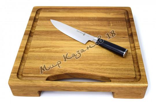 Нож универсальный Tuotown TG-D7, рукоять текстолит, сталь VG-10