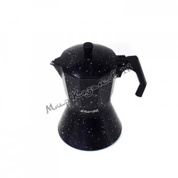 Кофеварка гейзерная Kamille 150 мл (3 порции, подходит для индукции)