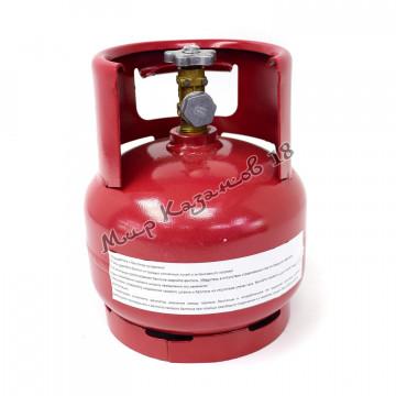 Газовый баллон 5 л (без газа)