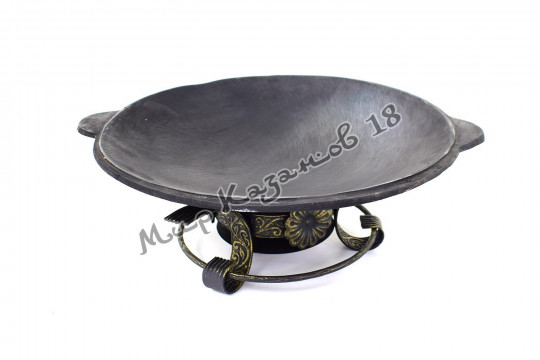 Садж-сковорода 47 см (глубокий) Чугун