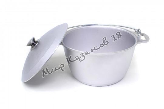 Котелок походный алюминиевый Kukmara 8 л