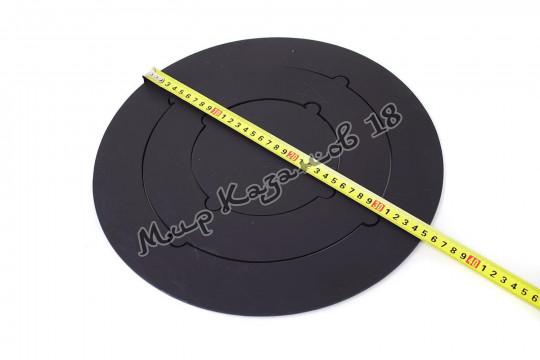 Кольца для печи, диаметр 34 см, толщина 3 мм