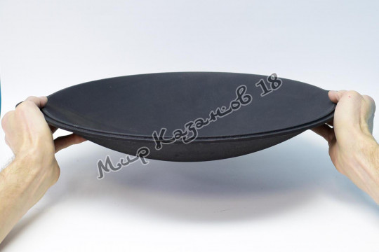 Садж-сковорода 40 см Чугун Ситон