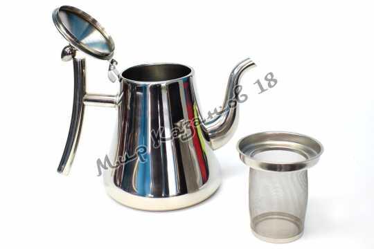 Чайник заварочный 1,5 л. Нержавейка