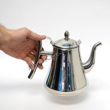 Чайник заварочный 2 л. Нержавейка