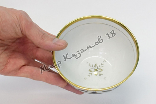 Пиала Пахта 11 см (фарфор)