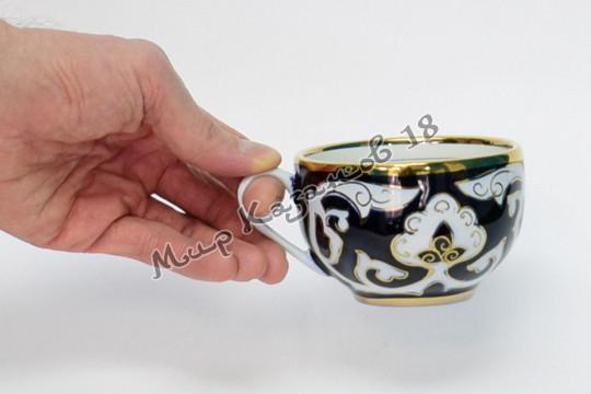 Чашка кофейная Пахта (фарфор)