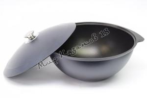 Казан Kukmara 6 л антипригарное покрытие