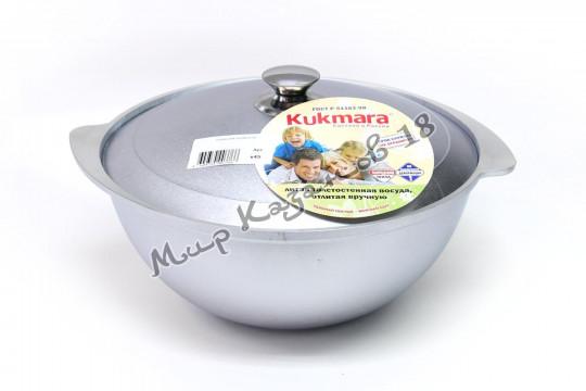 Казан алюминиевый Kukmara 4,5 л