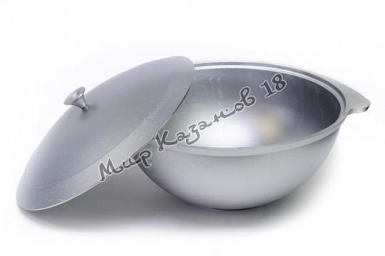 Казан алюминиевый Kukmara 6 л