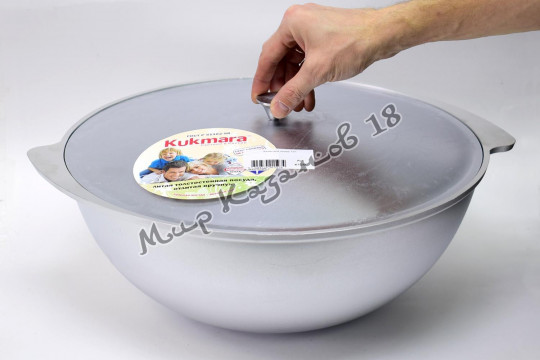 Казан алюминиевый Kukmara 12 л