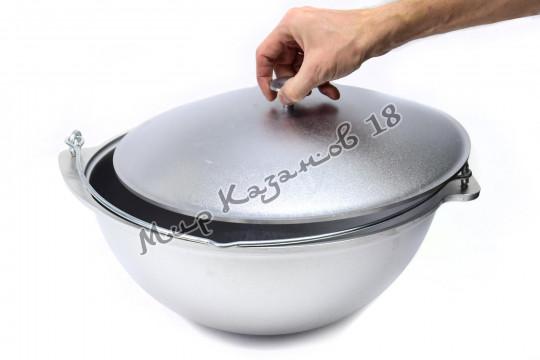 Казан походный алюминиевый Kukmara 9 л