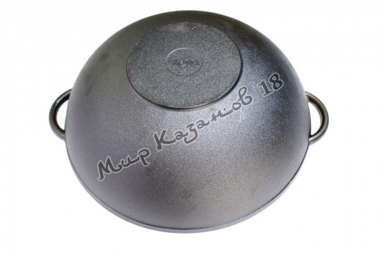 Сковорода WOK чугунная BIOL 30 см