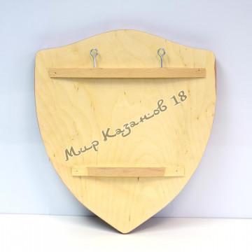 Держатель для 6 шампуров Щит Российский герб