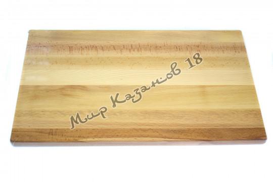Разделочная доска 30х50х2 см Дерево