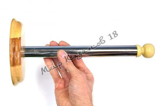 Полотенцедержатель на деревянной ножке