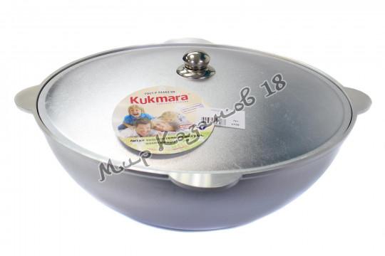 Казан алюминиевый Kukmara 15 л