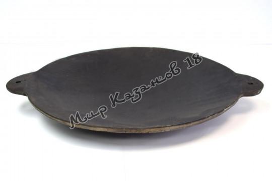 Садж-сковорода 43 см Чугун (Узбекистан)